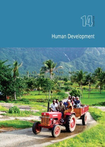 Human Development - Kerala State Planning Board - Government of ...
