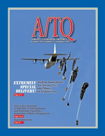 EXTREMELY SPECIAL DELIVERY! - Airlift/Tanker Association