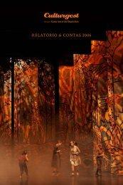 RELATÓRIO & CONTAS 2006 - Culturgest