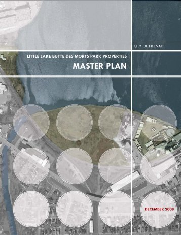 Arrowhead Park Master Plan - City of Neenah
