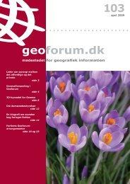 103 geoforum.dk - GeoForum Danmark