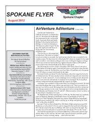 August 2012 - Washington Pilots Association