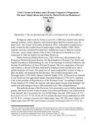 Szasz: Liszt Sonata in B Minor - American Liszt Society