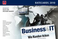 ratecards 2010