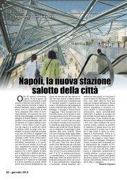 Napoli, la nuova stazione salotto della città - Porto & diporto