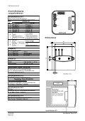 551 Zutrittsleser - V&B Datentechnik AG - Seite 2