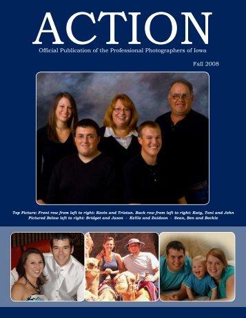 Fall 2008 - Professional Photographers of Iowa