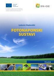 FOTONAPONSKI SUSTAVI - Solarni paneli