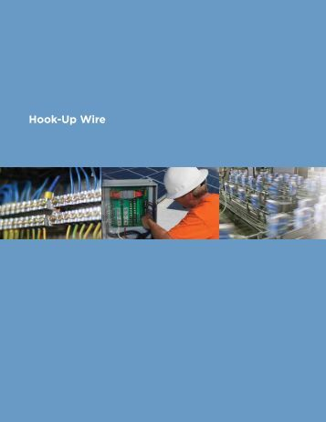 Hook-Up Wire - Northern Connectors