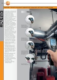 testo 845 – Infrared measurement engineering for temperature with ...