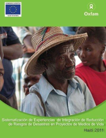 Haití 2011 - Oxfam Blogs