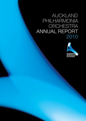 here - the Auckland Philharmonia