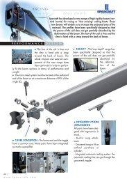 ertical inertia Max depth - Sparcraft