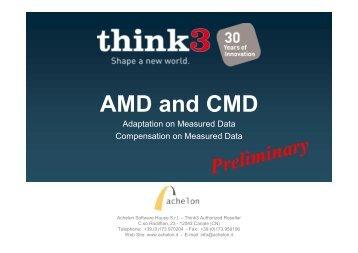 AMD and CMD - Achelon.eu