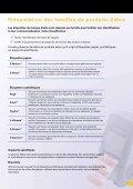 Guide de sélection des consommables Zebra® - Scansource-zebra.eu - Page 3