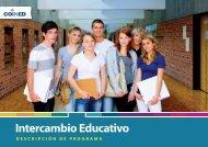 Intercambio Educativo - Coined