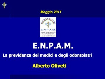 Relazione del Dott. Oliveti - Ordinemedici.bz.it