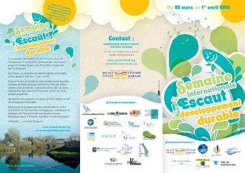l'Escaut - Agence de l'eau Artois Picardie