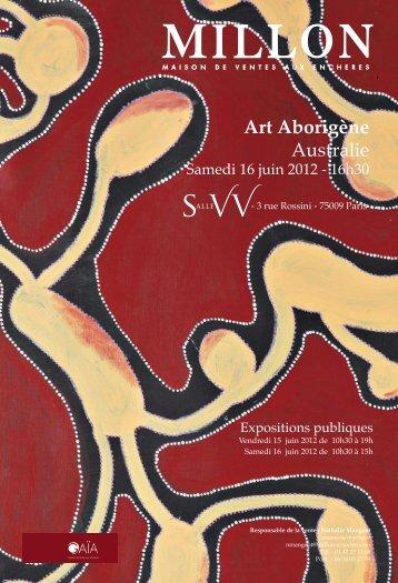Art Aborigène Australie - Gaia