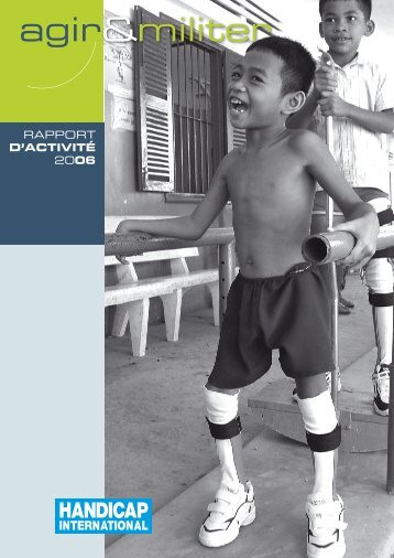 agir&militer; - Handicap International