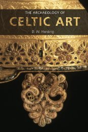The Archaeology of Celtic Art