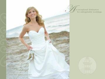 Weddings - Sea Pines Resort