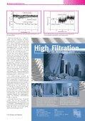 Filtration von Suspensionen mittels dynamischer Scheibenfilter und ... - Seite 4