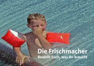 Die Frischmacher - KjG Mainz