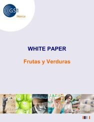 WHITE PAPER Frutas y Verduras