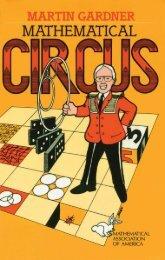 Mathematical Circus