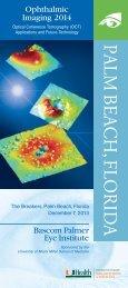 Imaging Program Brochure - Bascom Palmer Eye Institute