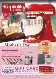 Mother's Day - The Hospitality Store