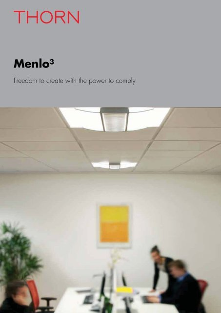 Menlo³ - THORN Lighting
