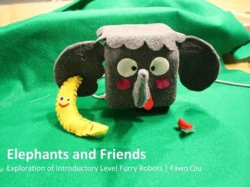 Elephants and Friends
