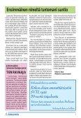 kirkko - Kirkonpalvelijat ry - Page 3