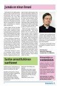 kirkko - Kirkonpalvelijat ry - Page 4