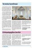 kirkko - Kirkonpalvelijat ry - Page 5