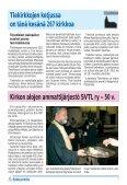 kirkko - Kirkonpalvelijat ry - Page 7