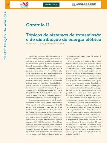 Capítulo II Tópicos de sistemas de transmissão e de ... - IEE/USP
