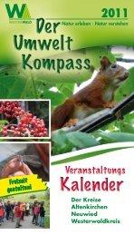Das Jahr der Wälder 2011 - Wir Westerwälder