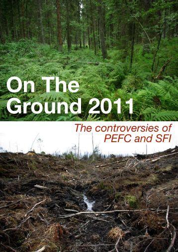 On the Ground 2011 - Dogwood Alliance