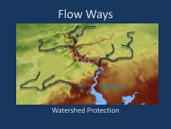 Flow Ways - Florida Department of Environmental Protection
