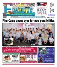 July 12 - East County Gazette