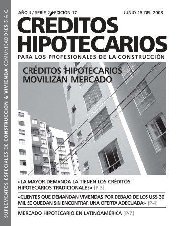 SUPLEMENTO CREDITOS HIPOTECARIOS.pdf - CONSTRUCCION ...