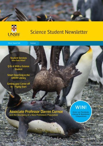 Issue #1 - UNSW Science
