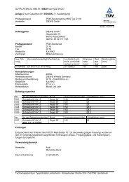GUTACHTEN zur ABE Nr.  48820 nach §22 StVZO Anlage 7 zum ...