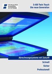 Abrechnungssysteme mit Zukunft - Kassensysteme Wedemann GmbH
