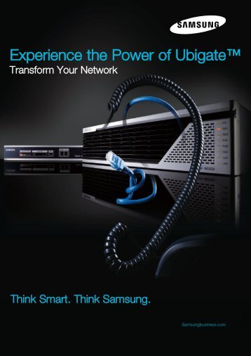 Experience the Power of Ubigate™ - Mayflex