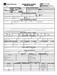 Solicitud Tarjeta de Credito PN (07-07).pmd - Banco Provincial