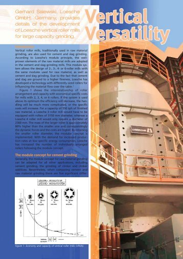 Gerhard Salewski, Loesche GmbH, Germany, provides details - India